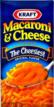 Kraft - Maccaroni and Cheese