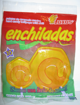 Paletas Enchiladas - Lollies mit Chili
