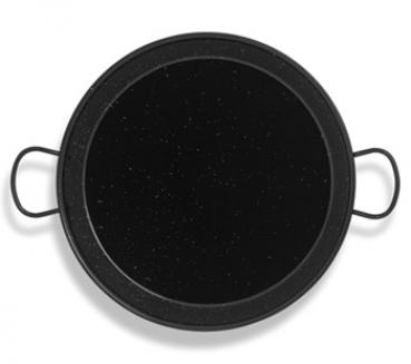 Paella Pan Steal enamelled  Ø 30 cm
