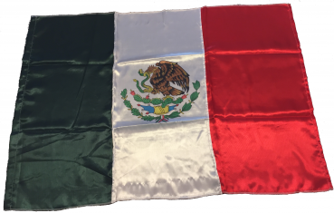 Mexican Flag - Bandera de Mexico