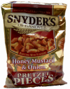 Snyders Pretzel Pieces Honey Mustard & Onion